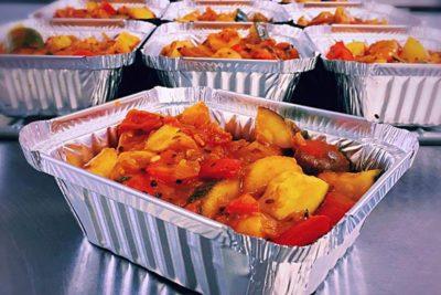 Mediterranean Vegetable Curry